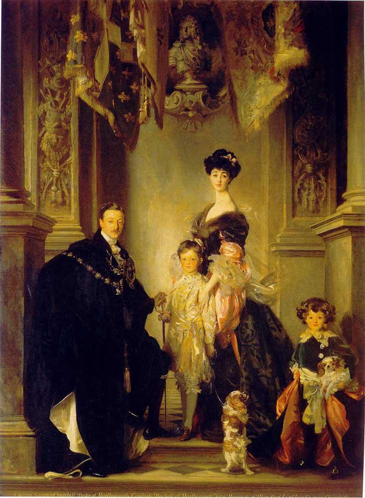 Charles Spencer Churchill 9th Duke of Marlborough