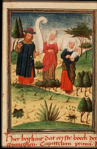 Elkanah, the father of Samuel, is mentioned in the Bible as having had several wives.