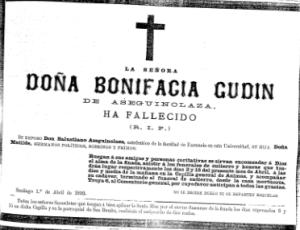 Bonifacia Gudín
