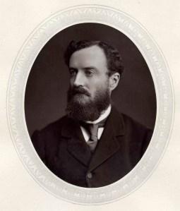 Sir Michael Hicks, tío político de Sydney Hamilton Little, permitió que la carrera diplomática de su sobrino despegase.