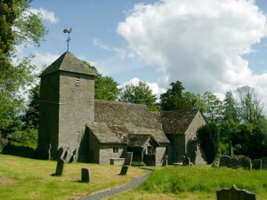 Sarnesfield St Mary's church in Herefordshire could unlock the mystery to Anne's untimely death. Could she have been buried within the churchyard's walls?