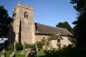 Thurlby church in Lincolnshire.