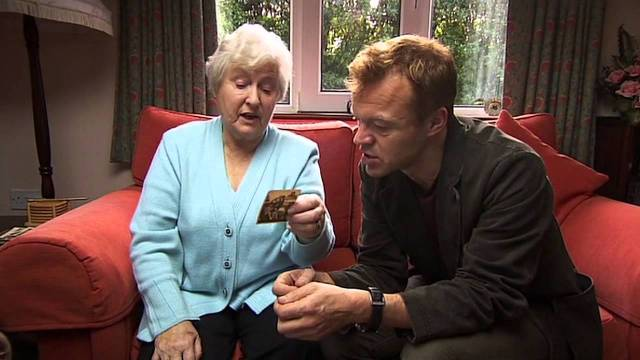 Graham Norton and his mother were puzzled by their ancestor's ambiguous use of two different surnames...
