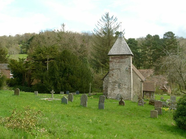 Who knows how many of my Mound relatives are buried in the churchyard of Hope Bagot!