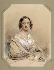 Emma Wedgwood married her first cousin, Charles Darwin.